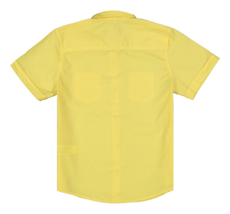 پیراهن پسرانه ال سی وایکیکی مدل 0S0546H4-FXD