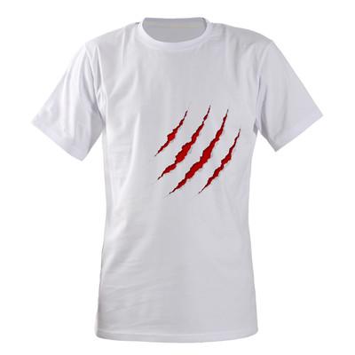 Photo of تی شرت مردانه مسترمانی طرح خراش کد 1503