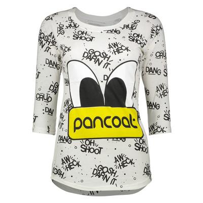 تی شرت زنانه طرح چشمک کد B1003