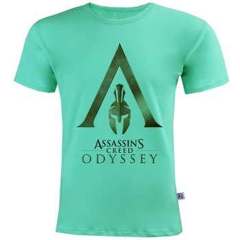 تی شرت مردانه آکو طرح اساسین کرید کد SC64