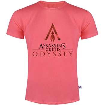 تی شرت مردانه آکو طرح اساسین کرید کد SG67