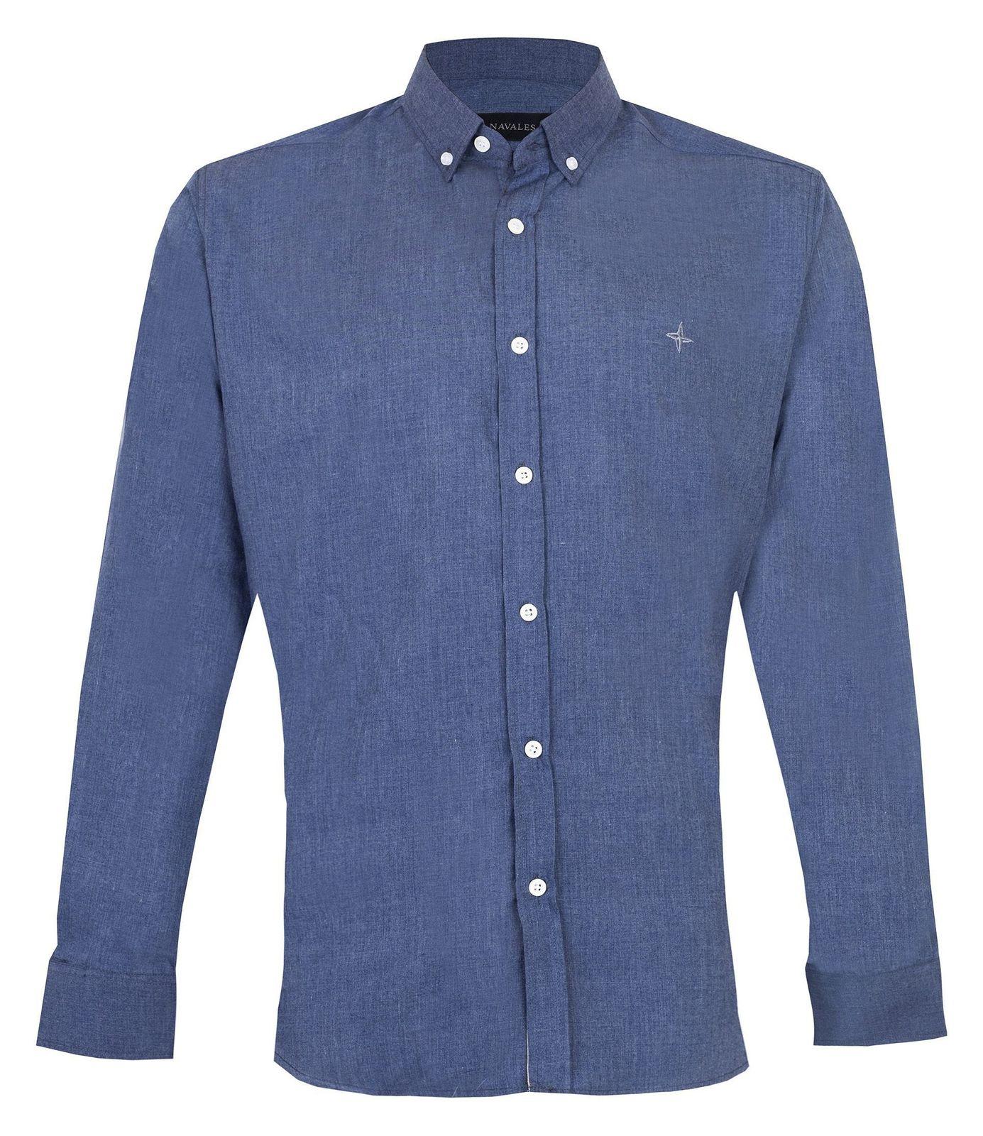 پیراهن مردانه ناوالس مدل regularfit2019_nv main 1 1