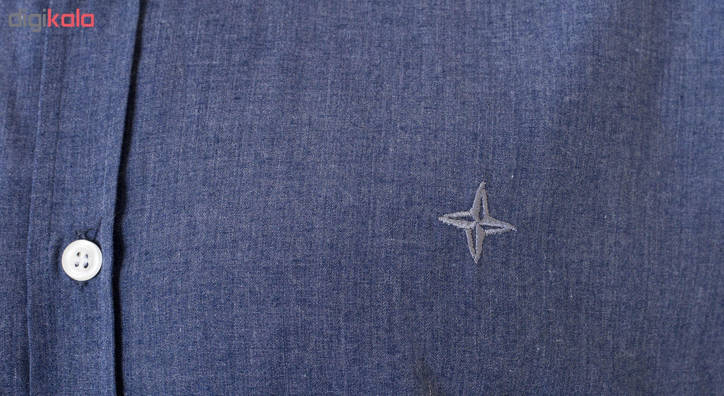 پیراهن مردانه ناوالس مدل regularfit2019_nv main 1 2