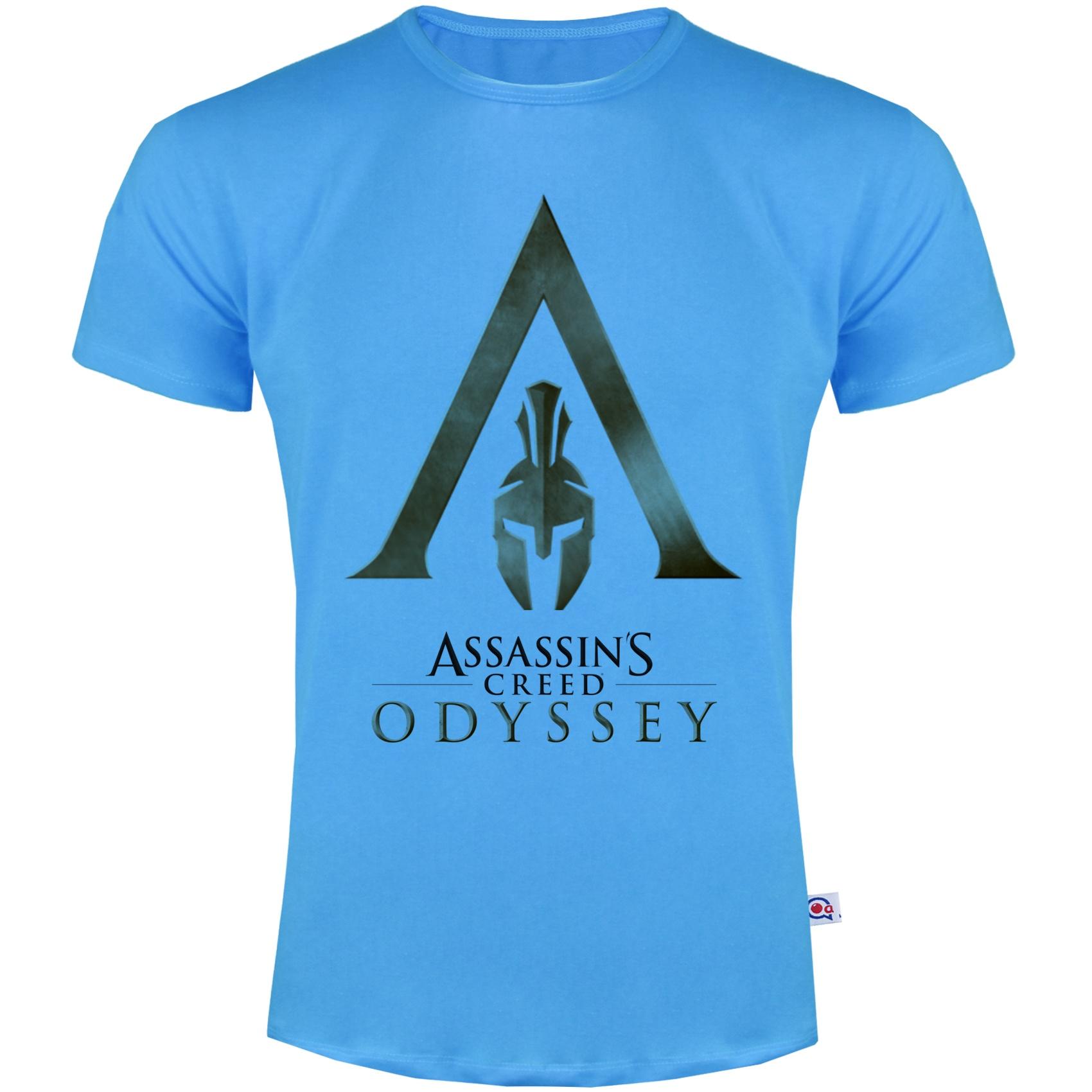 تی شرت مردانه آکو طرح اساسین کرید کد SA64