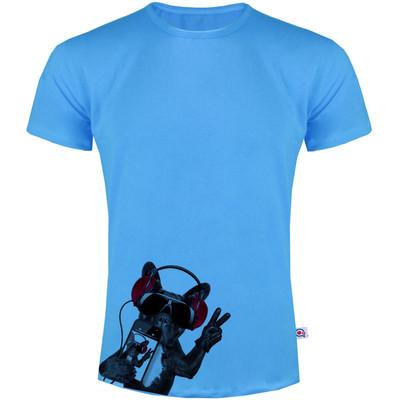 Photo of تی شرت مردانه آکو طرح گربه کد SA76