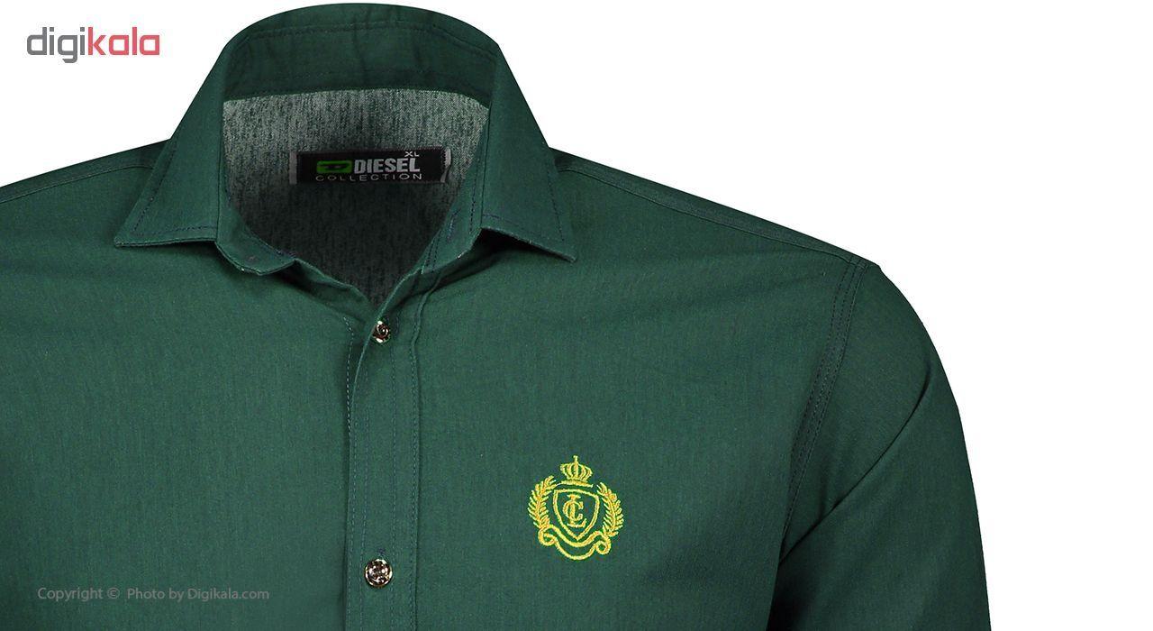 پیراهن مردانه مدل P.baz.210 main 1 4
