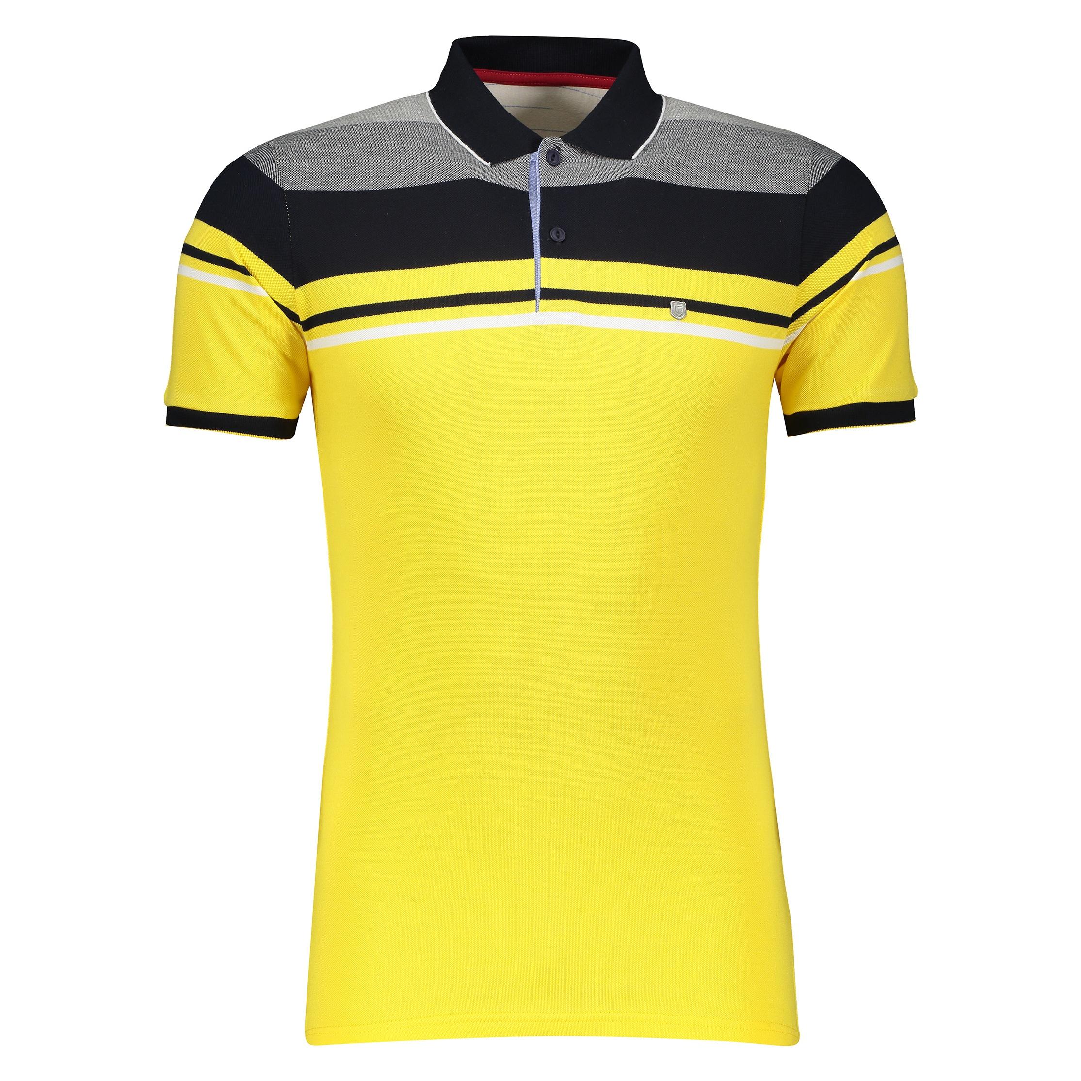 پولو شرت مردانه مدل GDA06