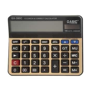 ماشین حساب کاسیک مدل GX-390C