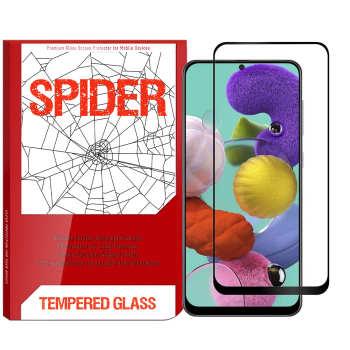 محافظ صفحه نمایش اسپایدر مدل FUS-022 مناسب برای گوشی موبایل سامسونگ Galaxy A51