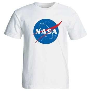 تیشرت آستین کوتاه طرح ناسا کد 196