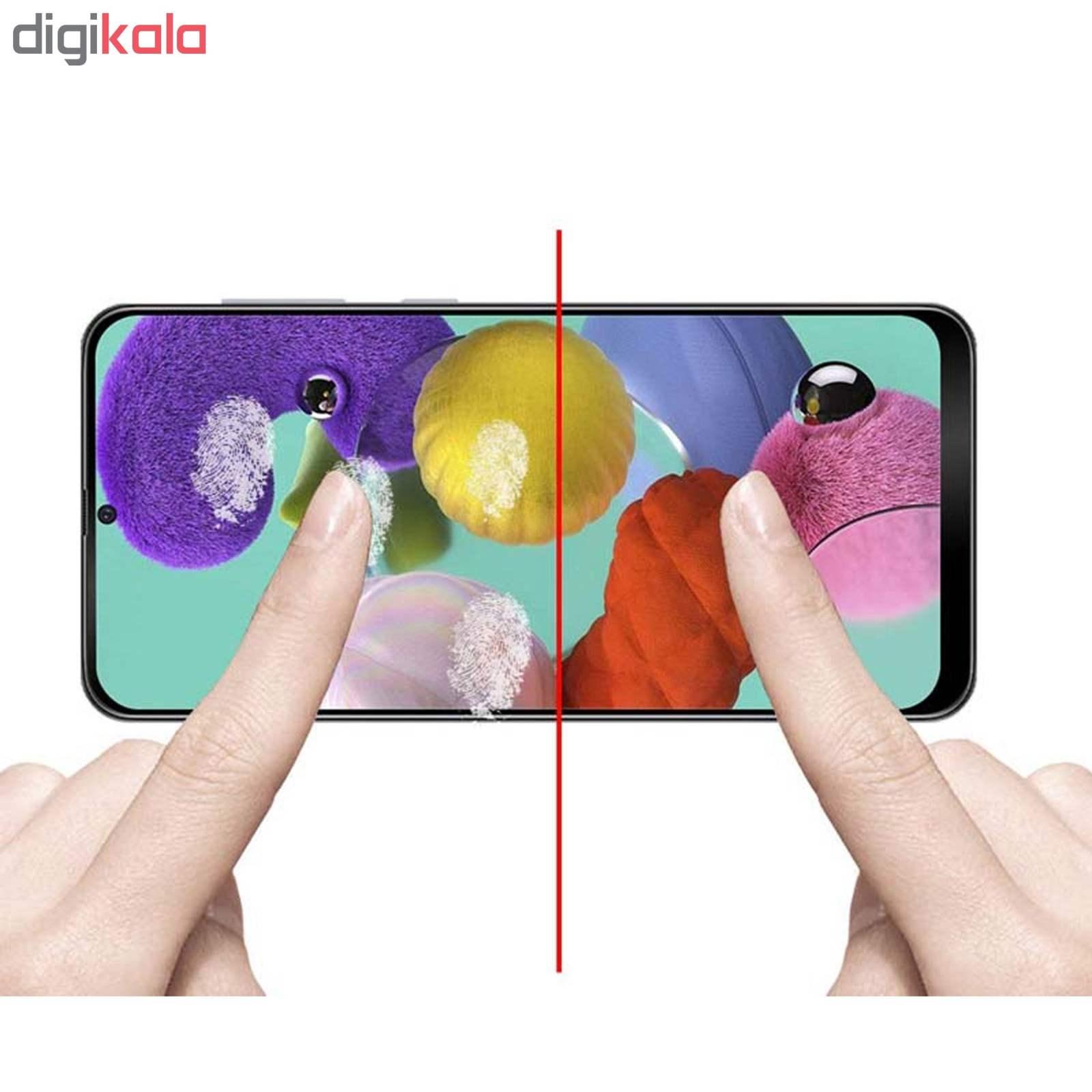 محافظ صفحه نمایش اسپایدر مدل FUS-022 مناسب برای گوشی موبایل سامسونگ Galaxy A51 main 1 2
