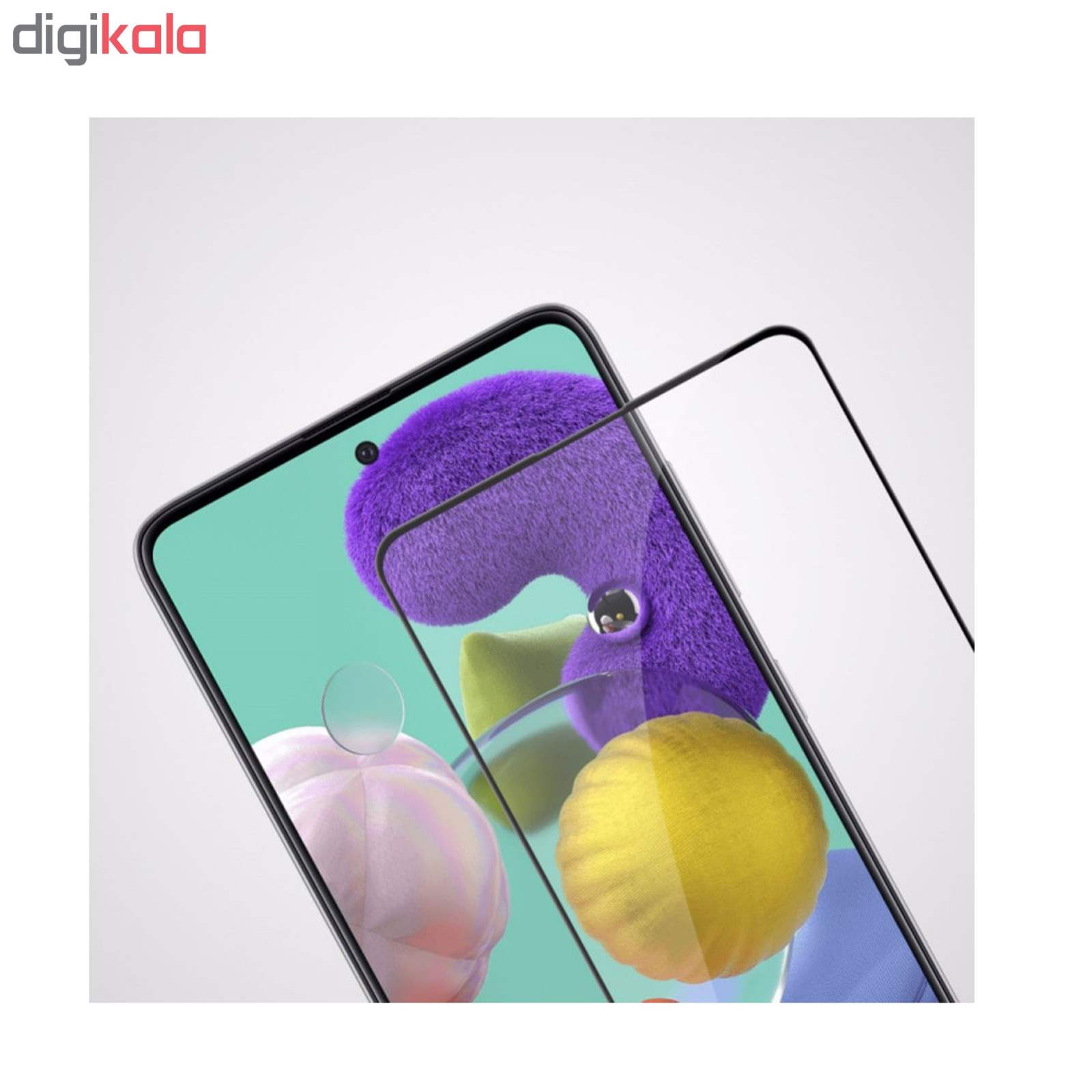 محافظ صفحه نمایش اسپایدر مدل FUS-022 مناسب برای گوشی موبایل سامسونگ Galaxy A51 main 1 3