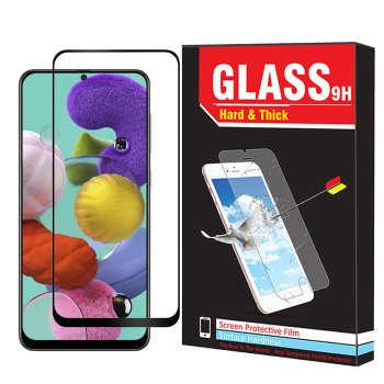 محافظ صفحه نمایش Hard and Thick مدل f-001 مناسب برای گوشی موبایل سامسونگ Galaxy A51
