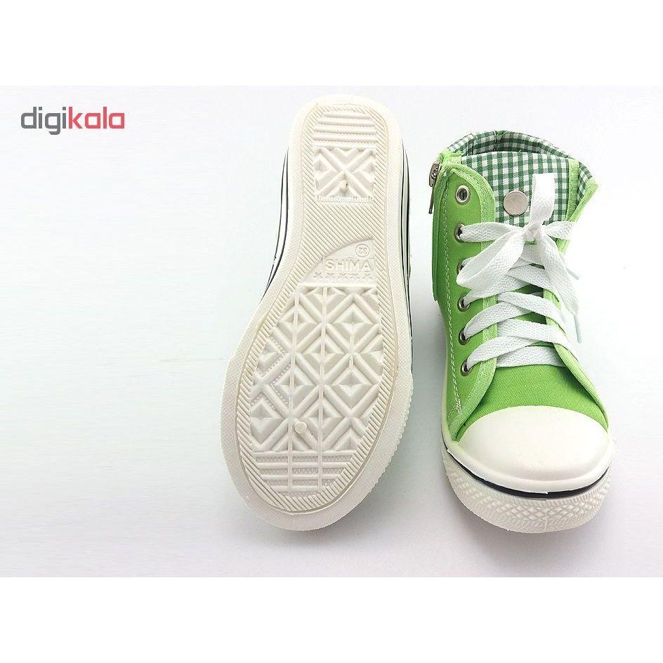 کفش دخترانه شیما کد AF19 main 1 2