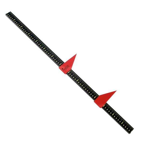 خط کش 75 سانتی متری صنایع آموزشی مدل EEI-344