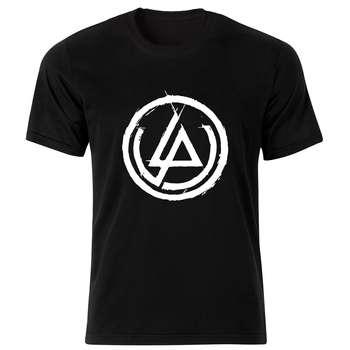 تی شرت مردانه طرح لینکین پارک کد 34159