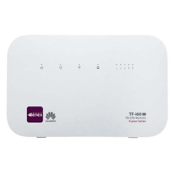 مودم TD-LTE وینکس مدل TF-i60 به همراه 50گیگابایت اینترنت 3 ماهه