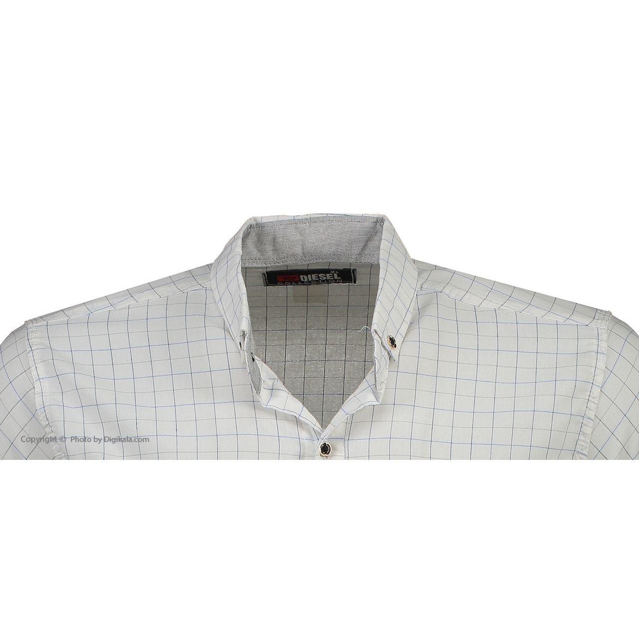 پیراهن مردانه مدل P.baz.204 main 1 4