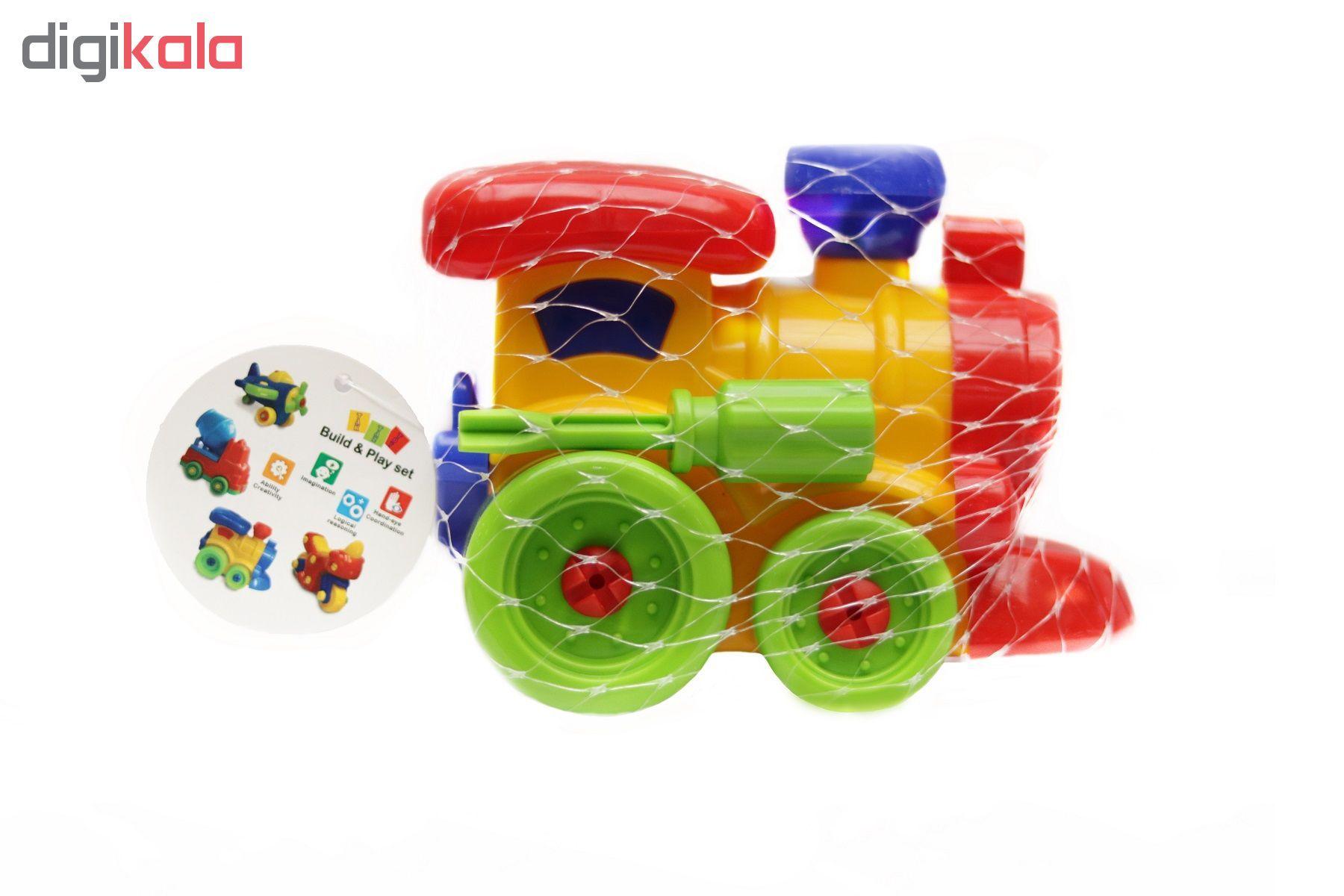 قطار بازی مدل َA3 main 1 1