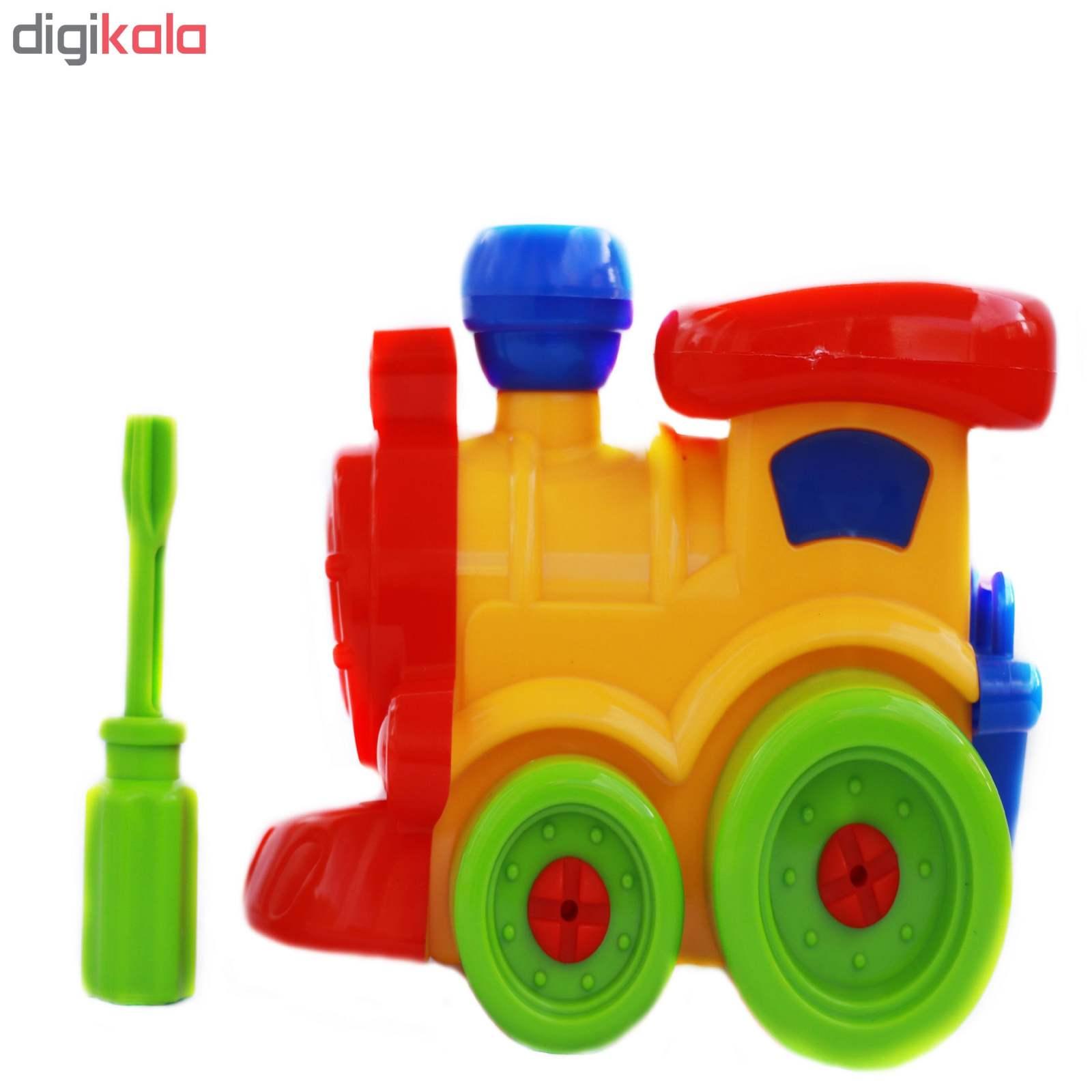 قطار بازی مدل َA3 main 1 4