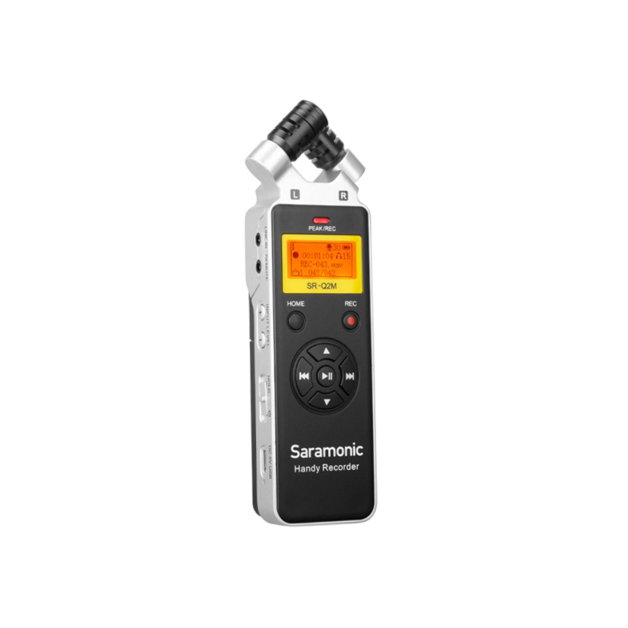 ضبط کننده حرفه ای صدا سارامونیک مدل SR-Q2M