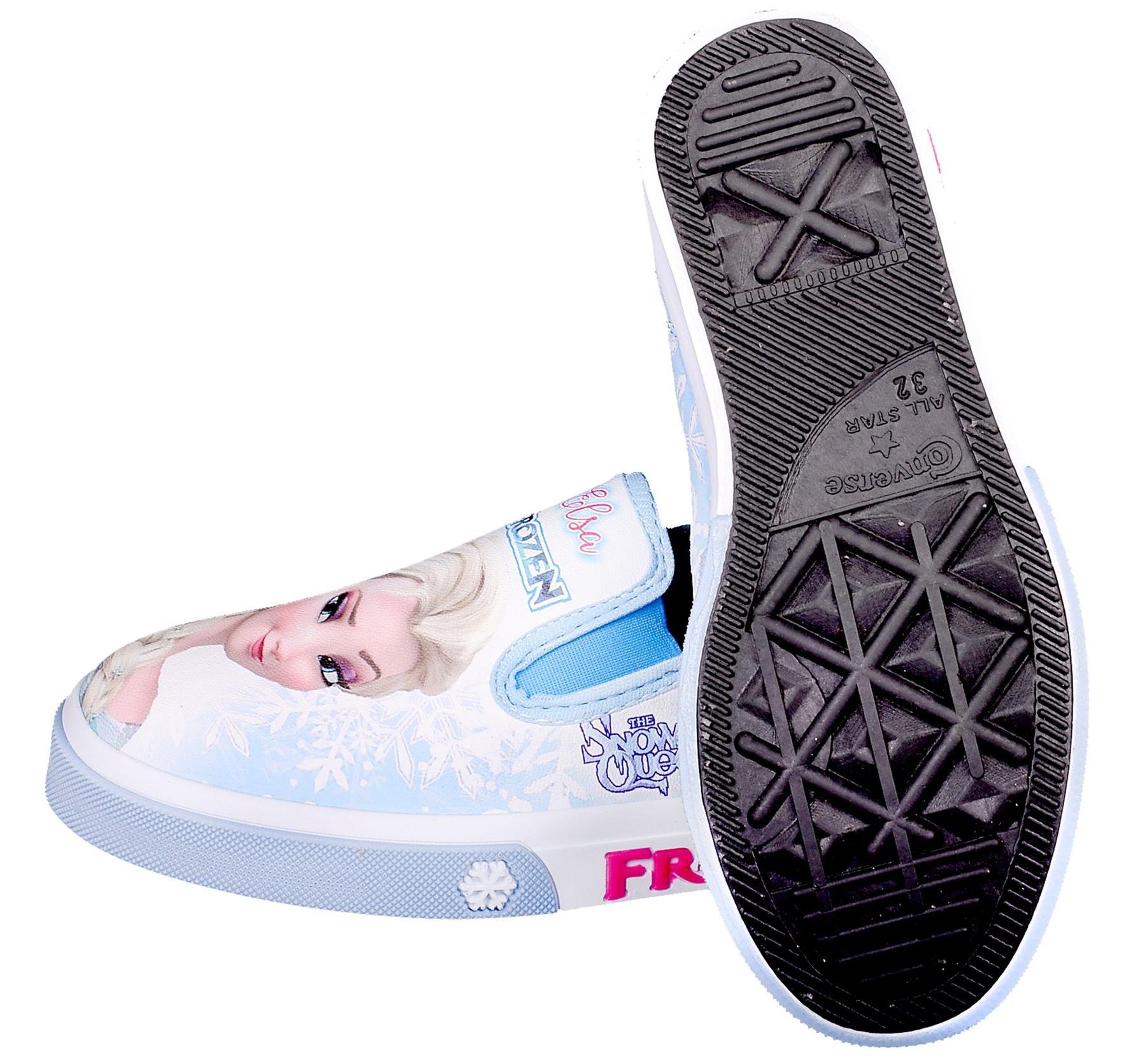 کفش دخترانه رشد شوز طرح فروزن کد 3-3453