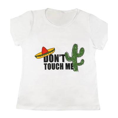 تصویر تی شرت زنانه کد M97