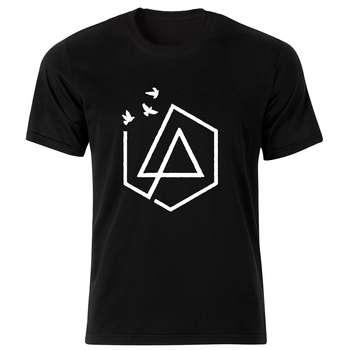 تی شرت مردانه طرح لینکین پارک کد 34157