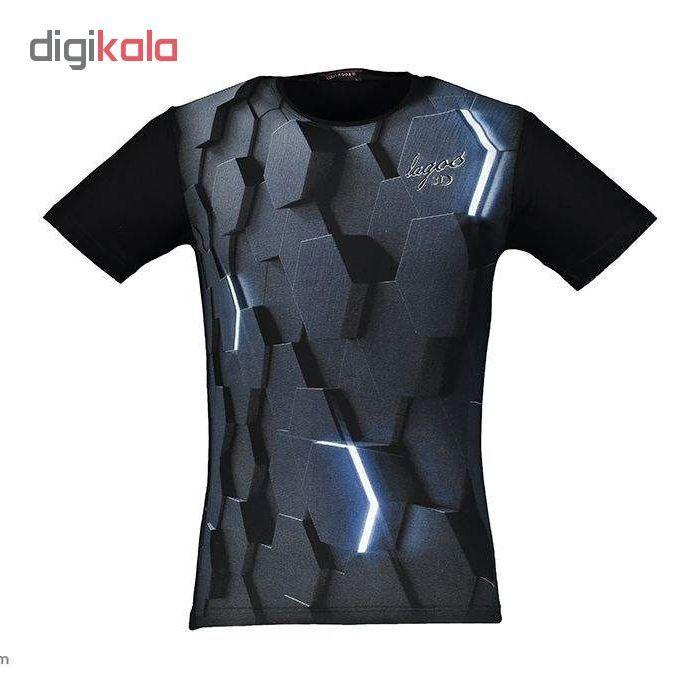 مشخصات، قیمت و خرید تی شرت پسرانه طرح سه بعدی | دیجیکالا