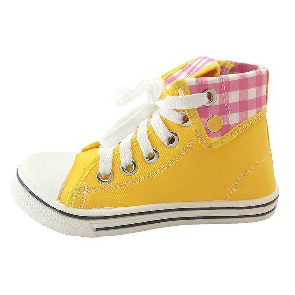کفش راحتی دخترانه شیما کد AF17