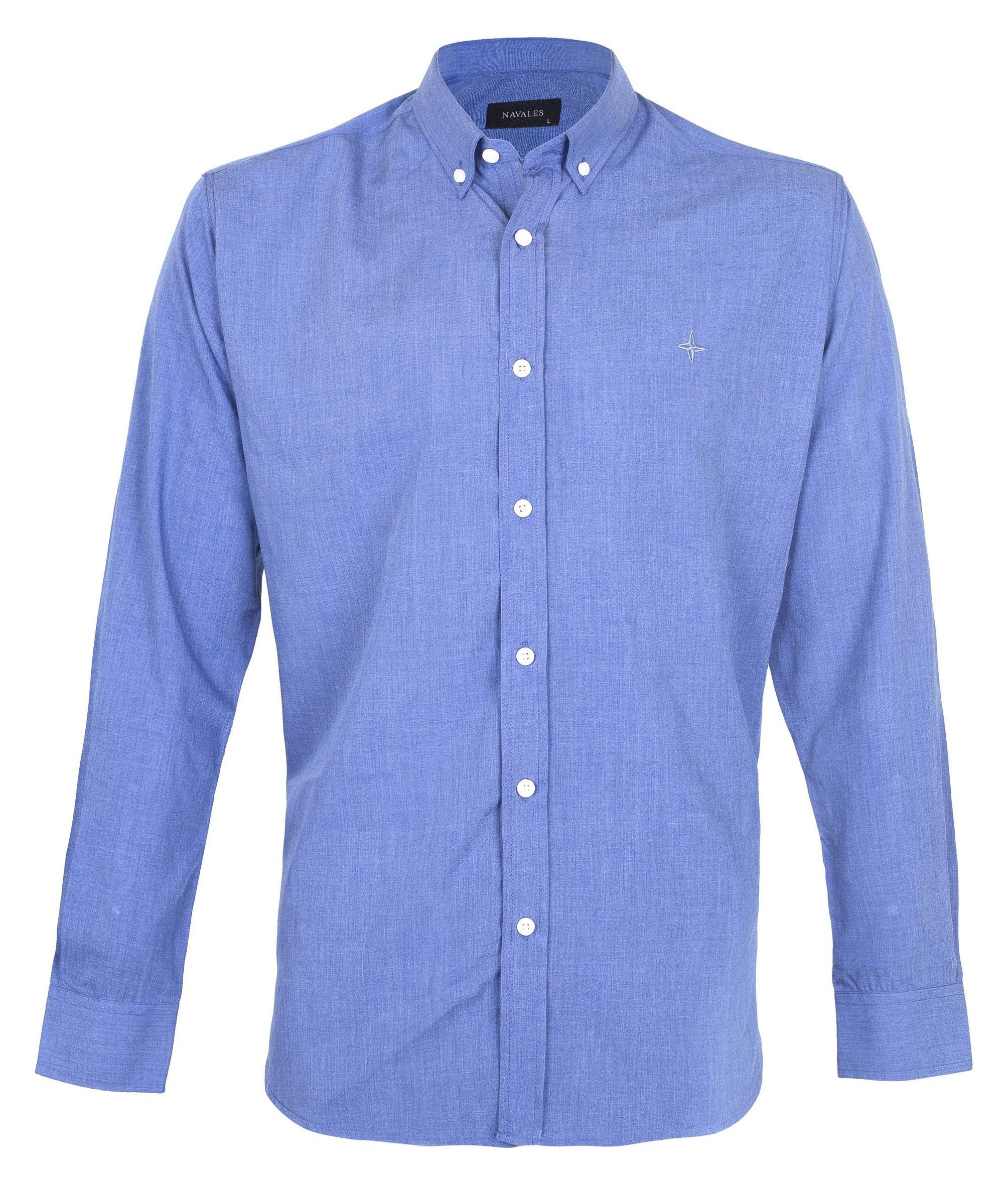 پیراهن مردانه ناوالس مدل regularfit2019_bu