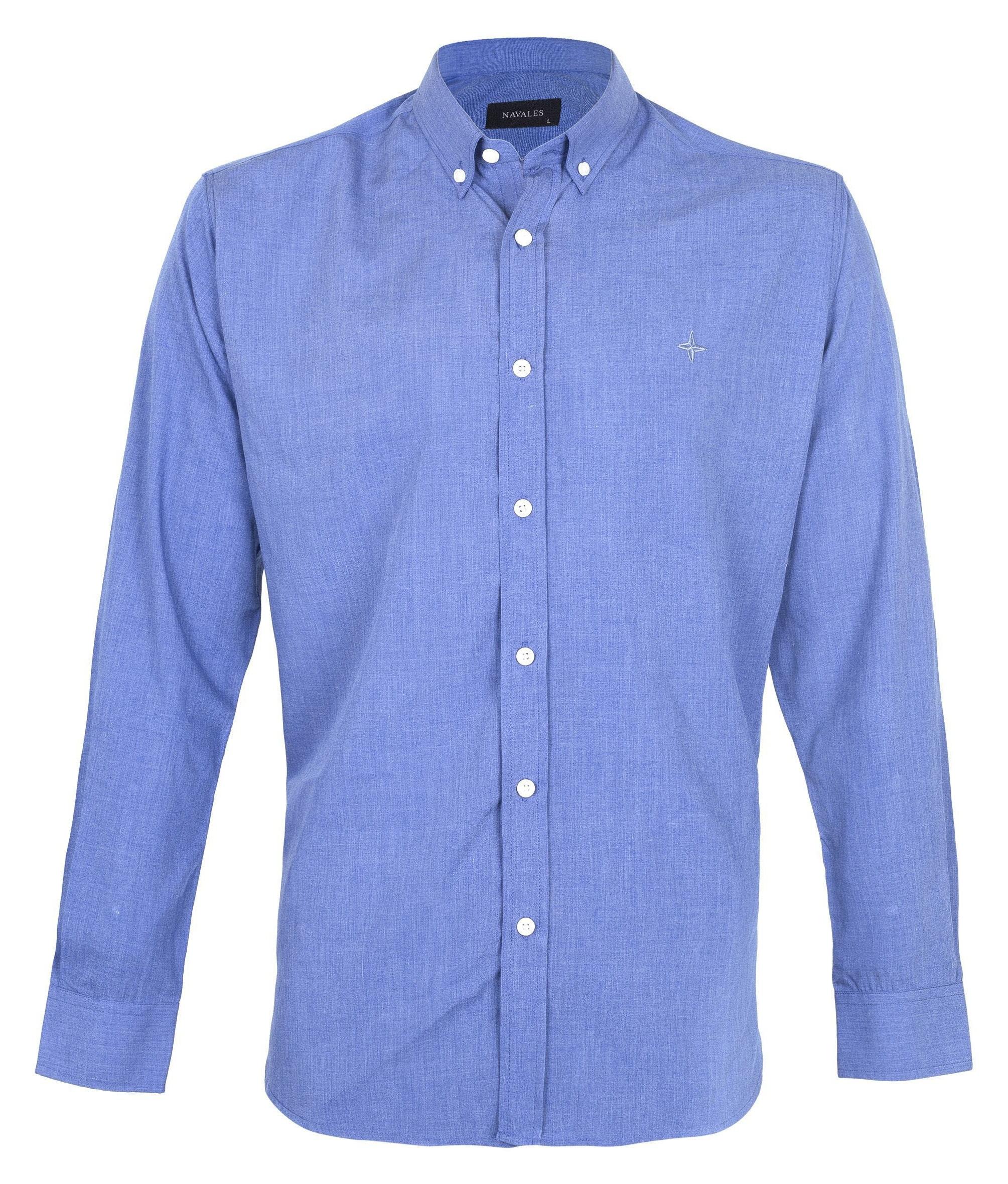 پیراهن مردانه ناوالس مدل regularfit2019_bu main 1 1
