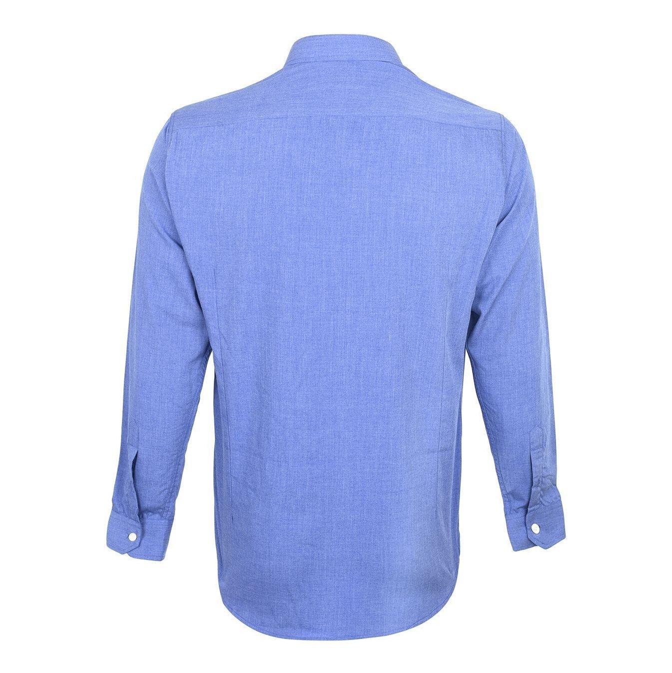 پیراهن مردانه ناوالس مدل regularfit2019_bu main 1 3