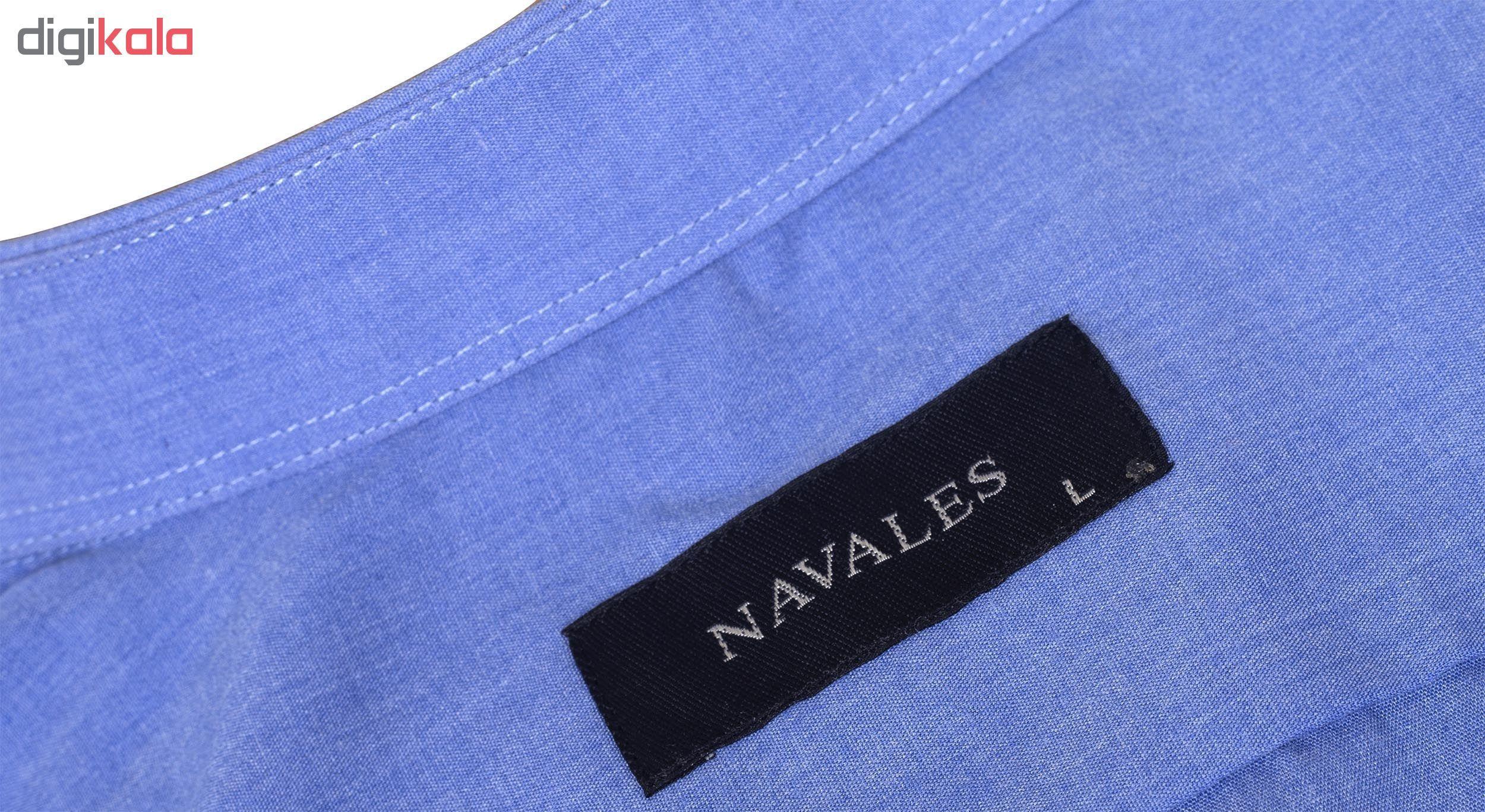 پیراهن مردانه ناوالس مدل regularfit2019_bu main 1 4