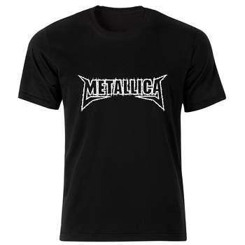 تی شرت مردانه طرح متالیکا کد 34164