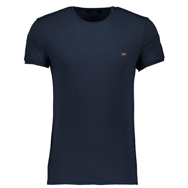 تی شرت آستین کوتاه مردانه بای نت کد 334-2 btt