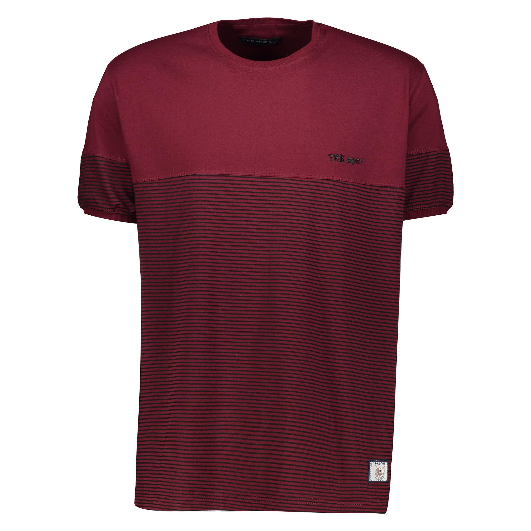 تی شرت آستین کوتاه مردانه تارکان کد 336-4
