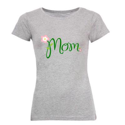تیشرت زنانه طرح مادر کد 5650