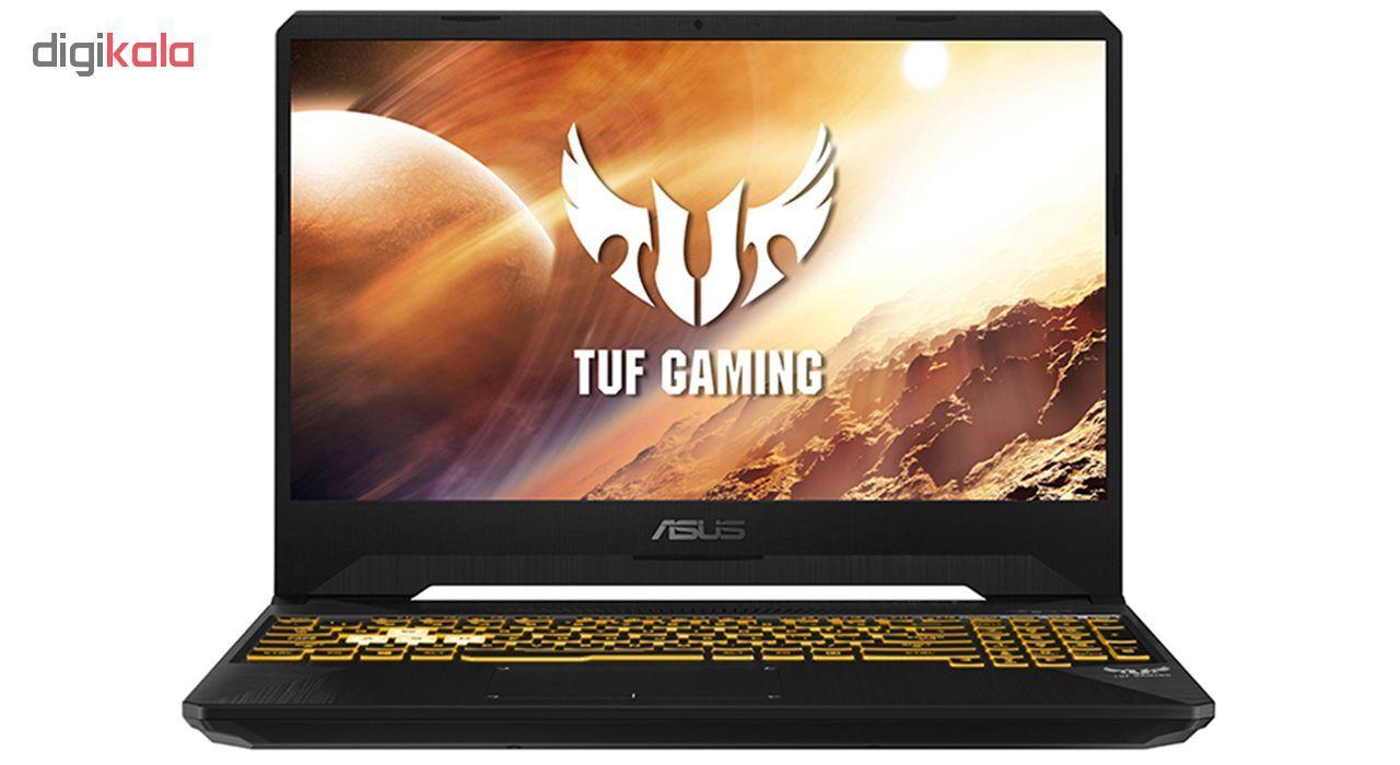 لپ تاپ 15 اینچی ایسوس مدل FX505DT - K