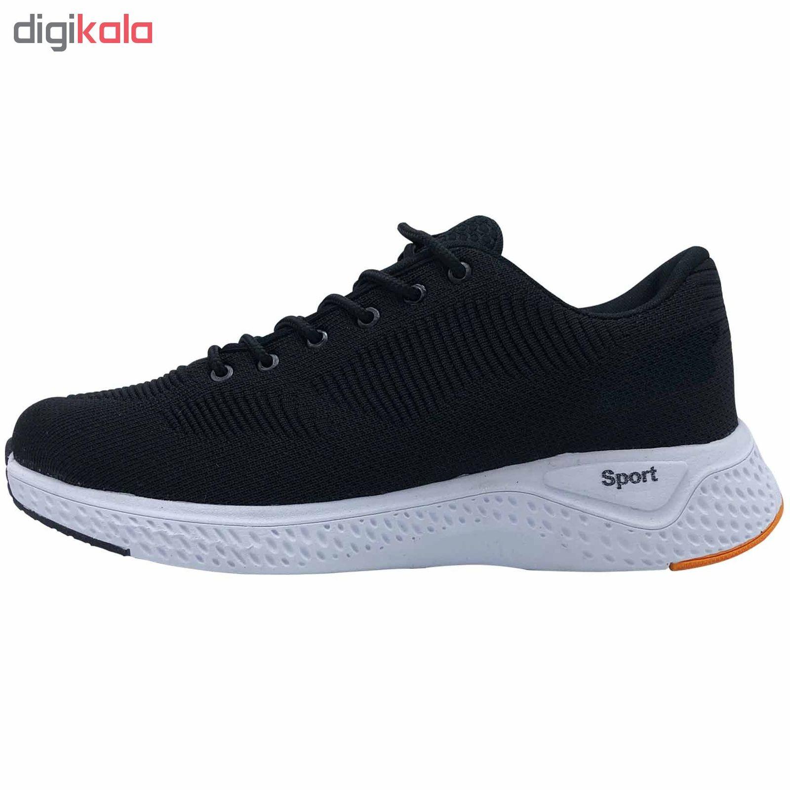 کفش مخصوص پیاده روی مردانه کفش سعیدی کد MU110 -  - 3