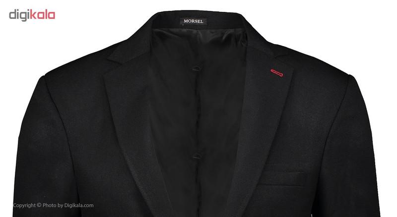 کت تک مردانه مورسل کد SDKBLK1061