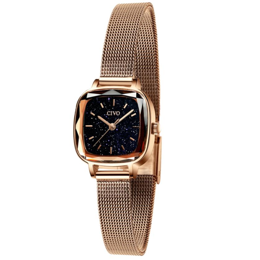 ساعت مچی عقربه ای زنانه سیوو مدل 8030RG