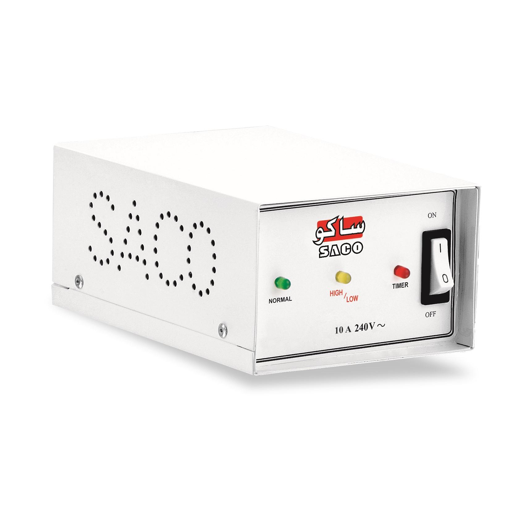 خرید اینترنتی محافظ ولتاژ ساکو مدل 33305 اورجینال