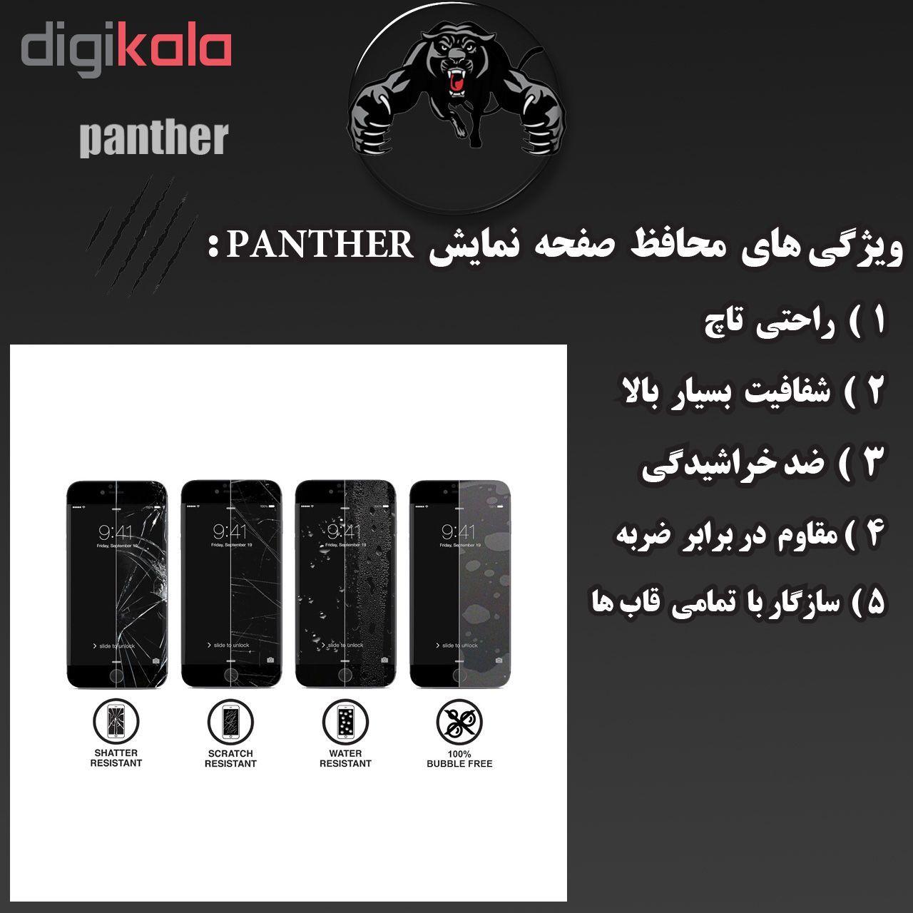محافظ صفحه نمایش مات پنتر مدل PFG-017 مناسب برای گوشی موبایل اپل iPhone 6 Plus / 6s Plus main 1 9