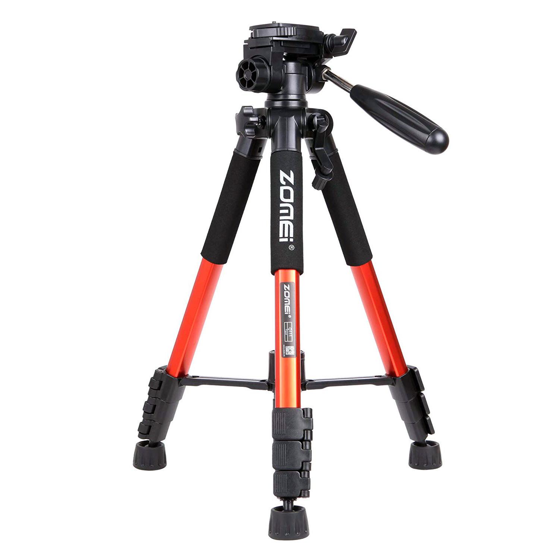 سه پایه دوربین زومی مدل Q111