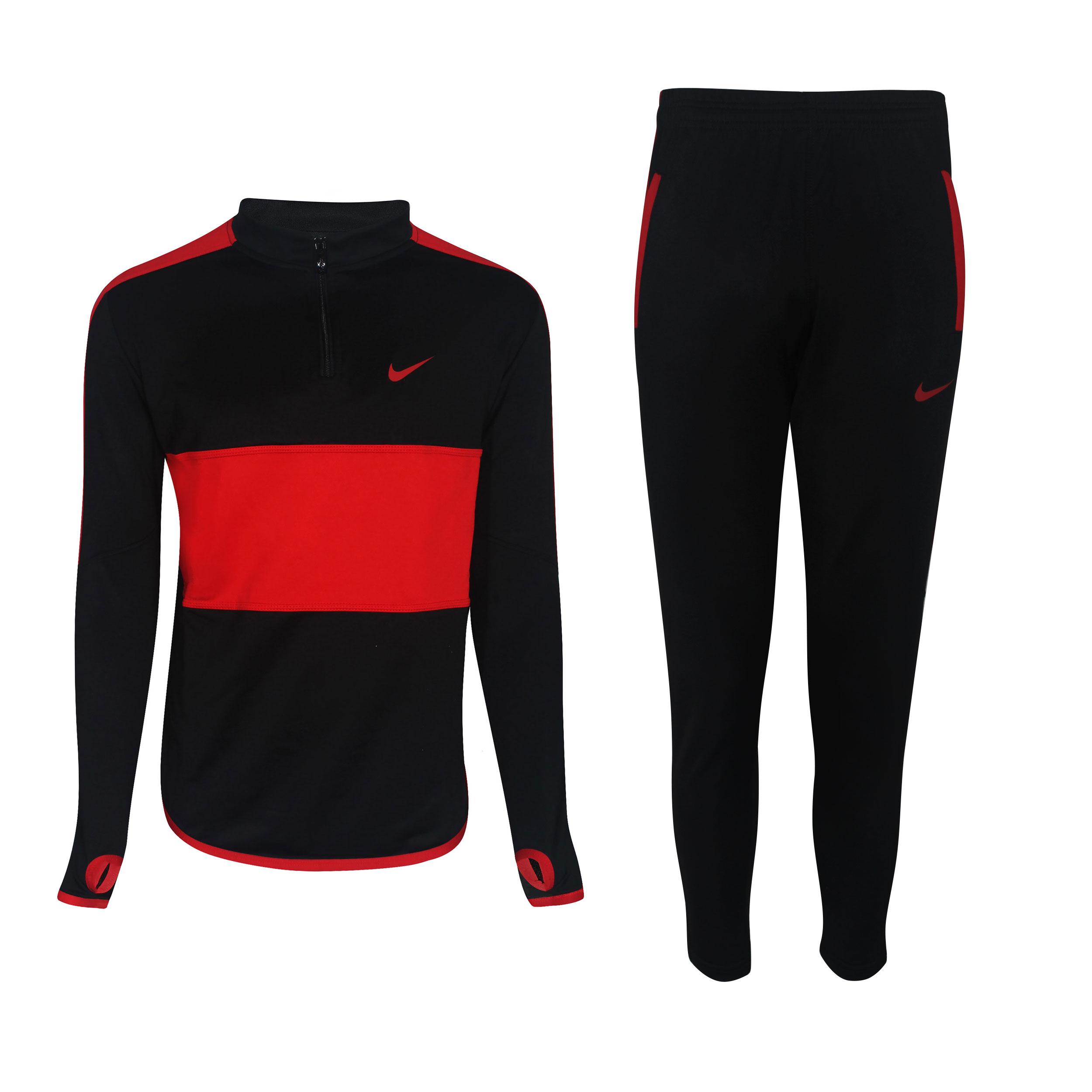 ست سویشرت و شلوار ورزشی مردانه کد NI0134br
