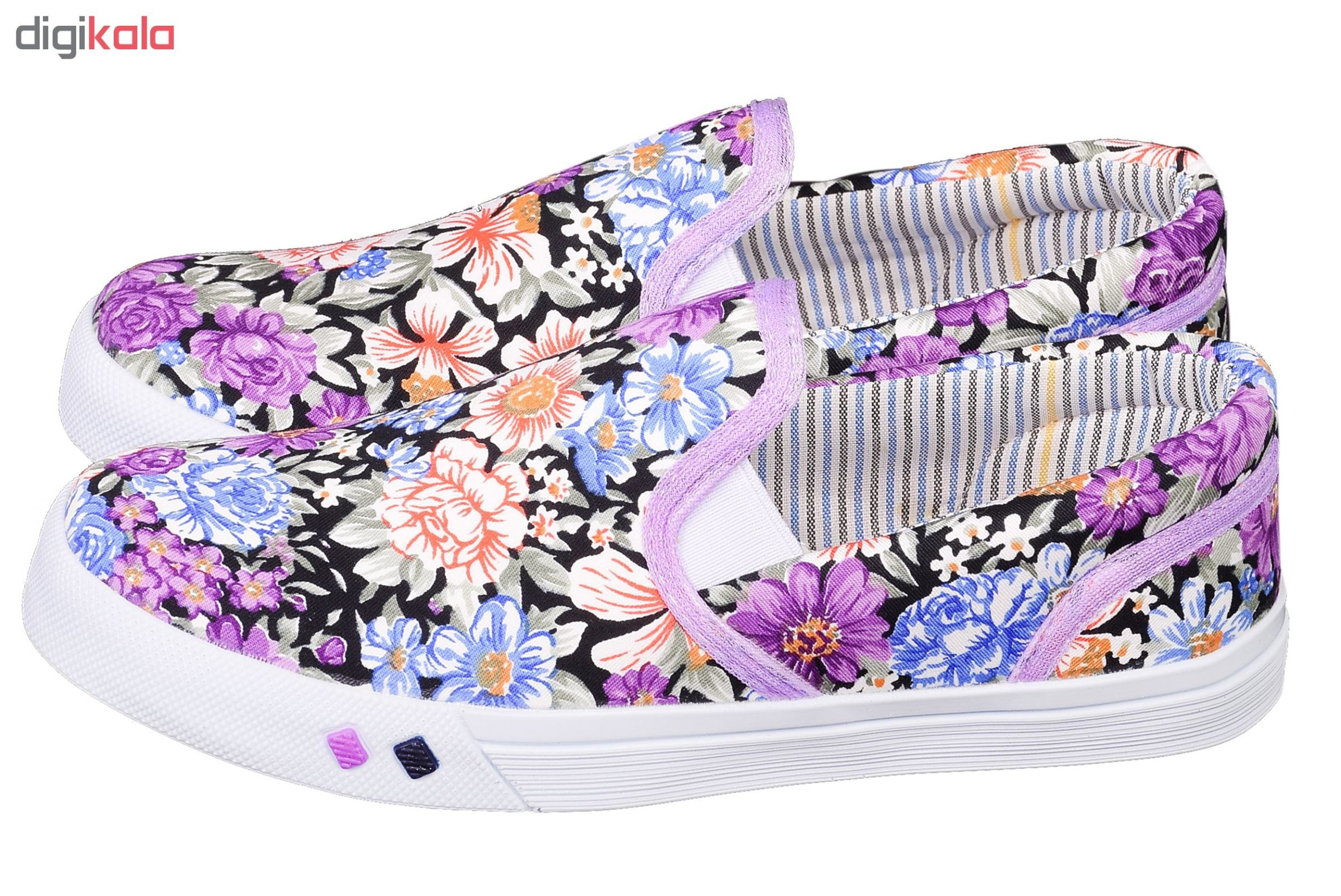 کفش راحتی دخترانه کد 3254-VT main 1 1