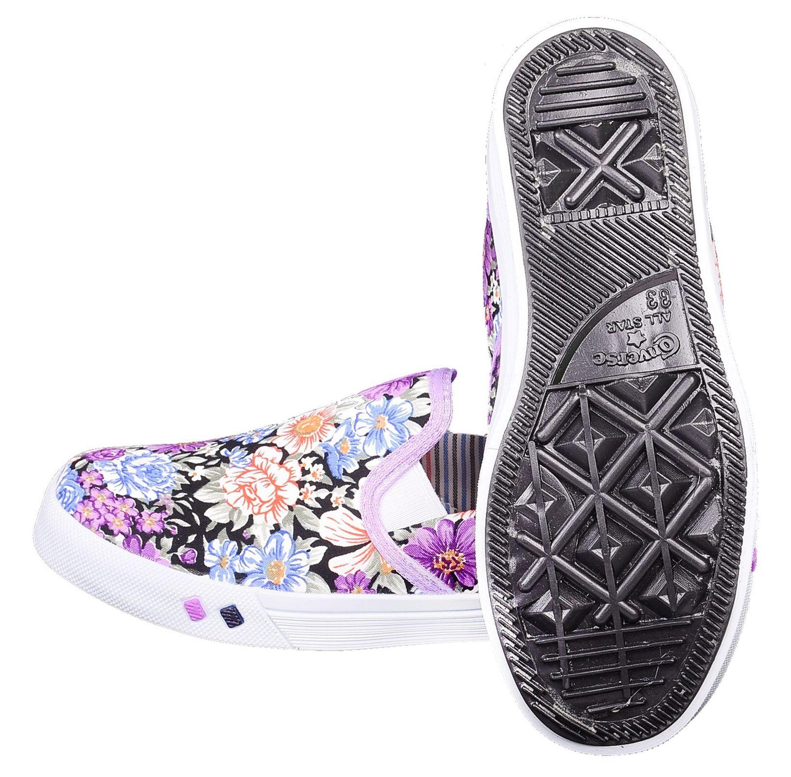 کفش راحتی دخترانه کد 3254-VT main 1 4