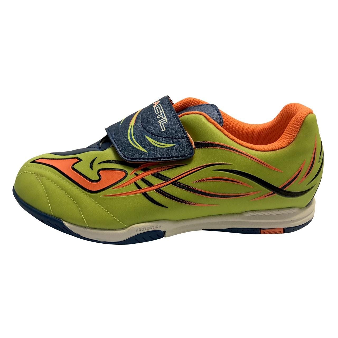 کفش فوتسال پسرانه جوما مدل TACTIL 611