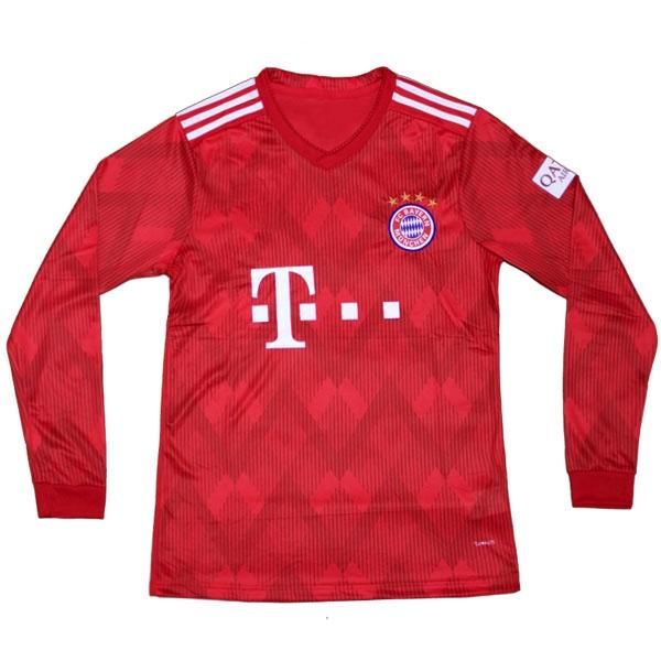 تی شرت ورزشی مردانه طرح بایرن مونیخ کد 46617 chp
